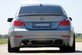 Rieger exhaust silencer 4x76mm type10, 520i/525i/_