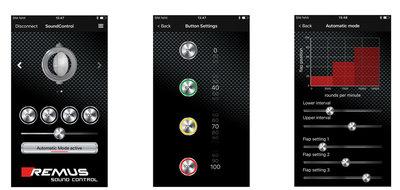 BMW M2 [F87] Coupé Remus Sound controler APP control